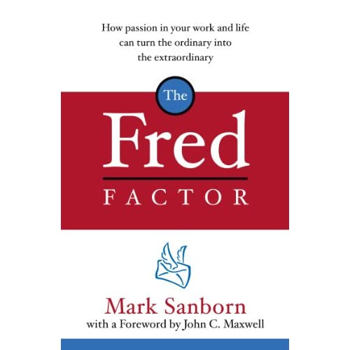 The Fred Factor (English Edition)