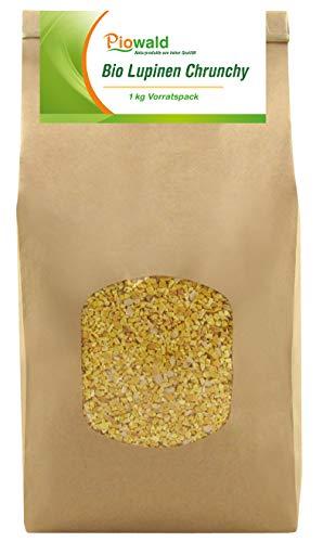 BIO Lupinen Chrunchy - 1 kg Vorratspack, Lupinenschrot