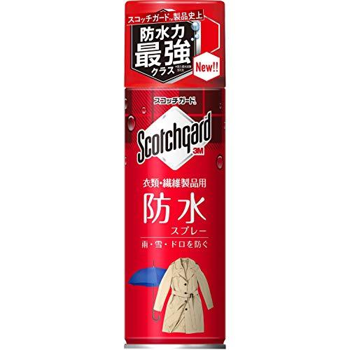 3M 防水スプレー 衣類 繊維製品用 345mL スコッチガード SG-P345iS