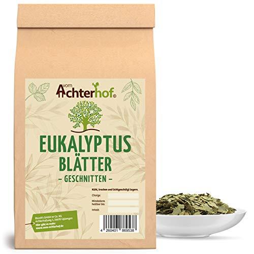 250 g Eukalyptusblätter geschnitten Eukalyptusblättertee Kräutertee Eukalyptus Natürlich vom Achterhof