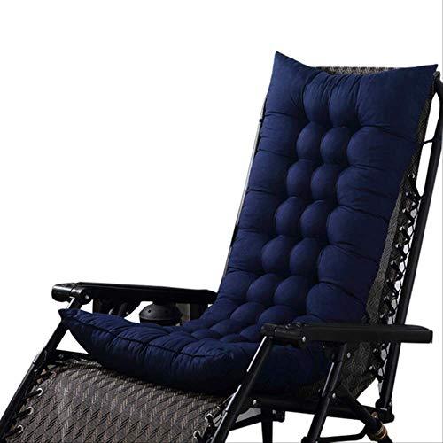 No Recliner schommelstoel, dik, rotan, stoelkussen, kussen voor stoelen, tatami, mat, vloer 110x40cm L