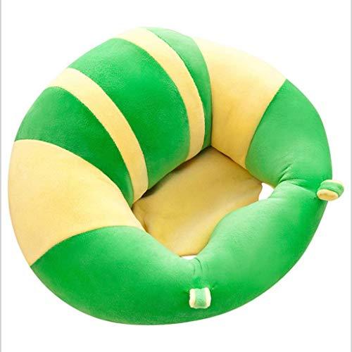 Poltrone NUBAO Giocattolo Baby Support Seat Infants Imparare a sedersi Sedia Cuscino Divano Peluche Morbido Comodo per 4-11 Mesi