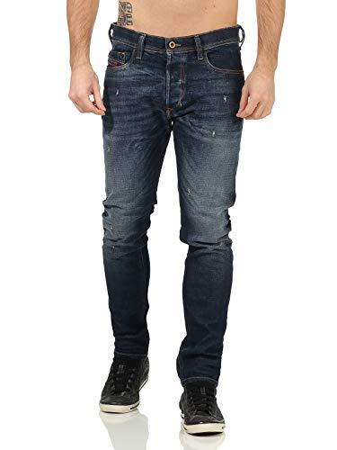 Diesel Herren Tepphar L.32 Pantaloni Slim Jeans, Blau 087AT, W34/L32