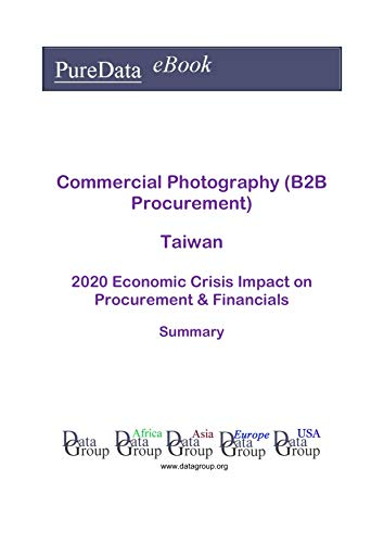 Commercial Photography (B2B Procurement) Taiwan Summary: 2020 Economic Crisis Impact on Revenues & Financials
