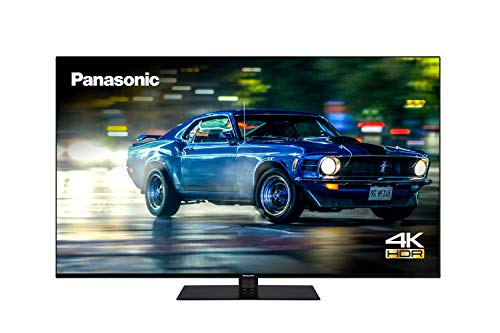 Panasonic TX-55HX600BZ 55 Inch 4K Multi HDR LED LCD Smart TV with Dolby Vision and Dolby Atmos, Black