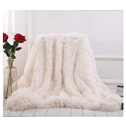 Mantas Para Sofa Decorativas De Pelo Largo mantas para sofa  Marca Hggzeg
