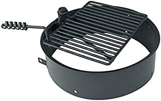 diy campfire cooking grate