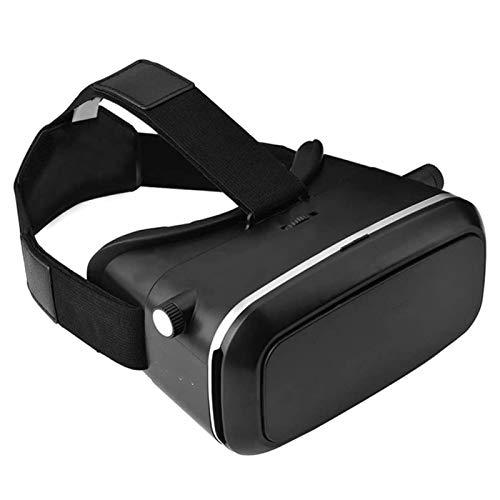 Adesign Virtual Reality Gläsern, Virtual Reality Headset 3D VR Goggles Gläser für 3D-Filme kompatibel für 4,7-6,0 Zoll IOS-Android-Smartphones