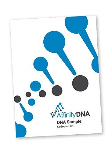 AffinityDNA Test d'ADN Pra-prcd pour Chien - Kit de prélèvement d'échantillons pour 1 canin - Test d'atrophie rétinienne Progressive