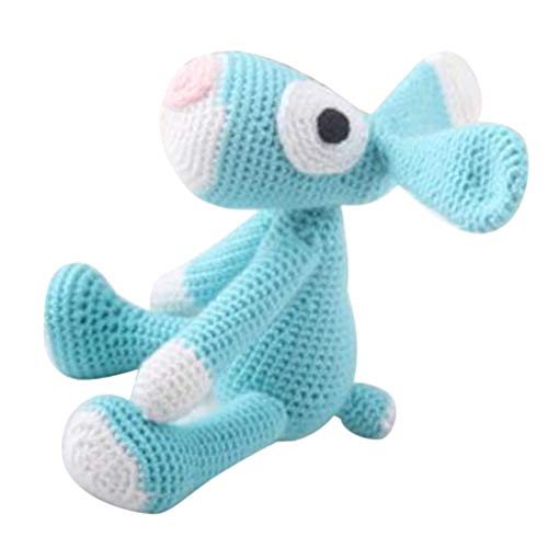 P Prettyia Amigurumi Crochet Kit Peluche de Ganchillo