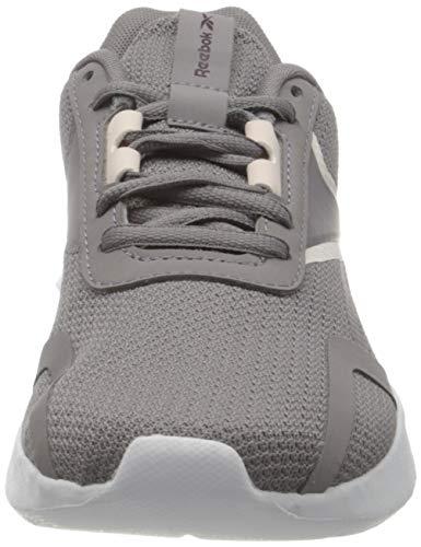 Reebok ENERGYLUX 2.0, Zapatillas de Running Mujer, GRAGRY/GLAPNK/MIDSHA, 37.5 EU