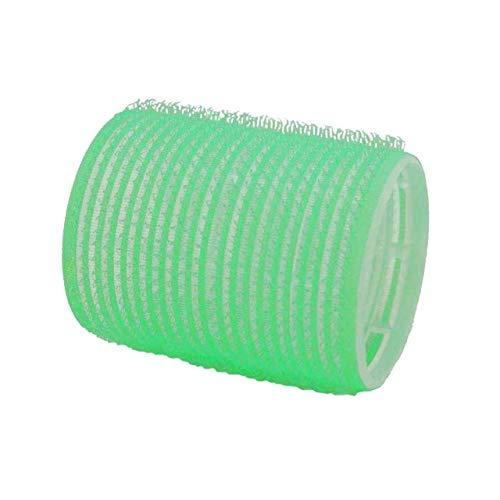 Bigoudis Vert 48 mm Grand 12 sacs