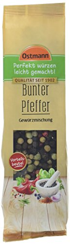 Ostmann Bunter Pfeffer Gewürzmischung, 70 g