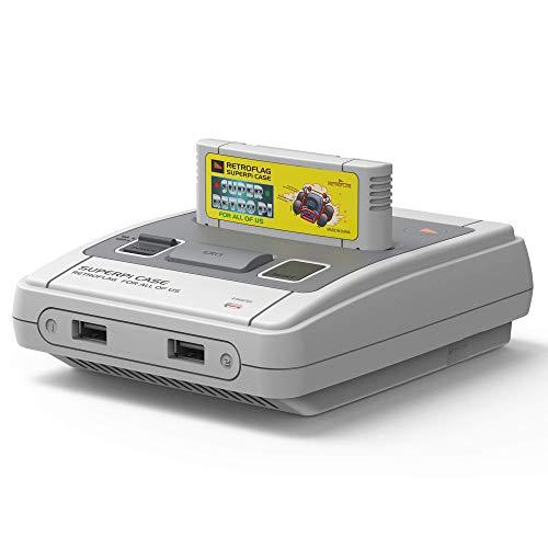 RetroFlag SUPERPi Super SNES Case pour Raspberry Pi 3, 2 et B +