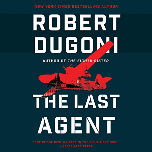 The Last Agent audiobook cover art