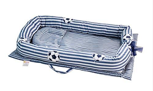 Why Should You Buy LNDD-Newborn Lounger Portable Imitation Uterus Portable Comfort Hypoallergenic Su...