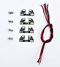 Jammas APM2.6 2.5 APM2.8 LED for F330 F450 F550 S500 S550 Quadcopter Frame Body TBS Discovery Navigation Light with Drive Helicopter