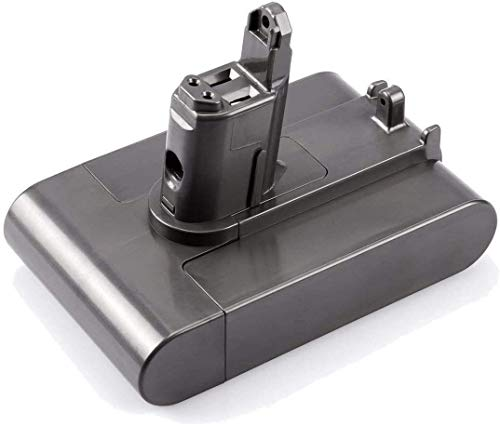 DTK Batería para aspiradora Dyson DC31 DC34 DC35 DC44 DC45 Animal (Solo para el Tipo B, no para el Tipo A) 22,2V 4000mAh