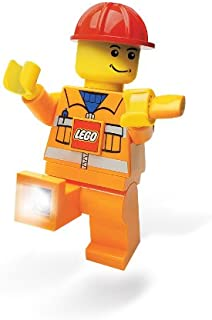 LEGO City Dynamo Torch Construction Worker