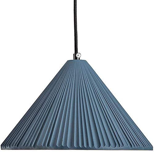 Lámparas de escritorio FHW Araña lámpara Dormitorio Dormitorio Sala de Estar Estudio Mesa de Comedor Pasillo Moderno Azul Esquina Molde Resina Hierro araña