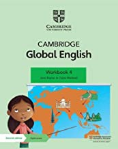 Cambridge Global English Workbook 4 with Digital Access (1 Year): for Cambridge Primary English as a Second Language