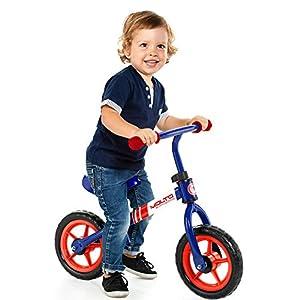 M MOLTO Bicicleta sin Pedales Infantil Minibike Azul