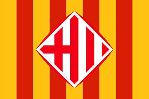 magFlags Bandera Large Barcelona de 1996 | Bandera Paisaje | 1.35m² |...