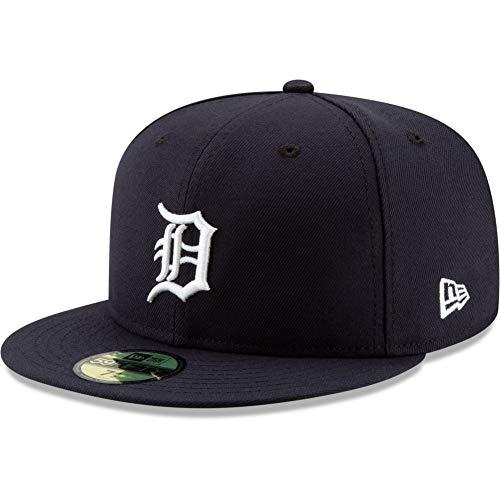 New Era 59Fifty Cap - Authentic Detroit Tigers - 7 1/8