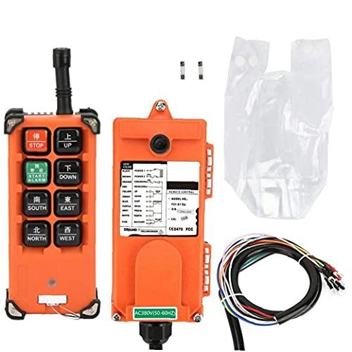 Interruptor de control del cabrestante, transmisor de control remoto inalámbrico transportador eléctrico...