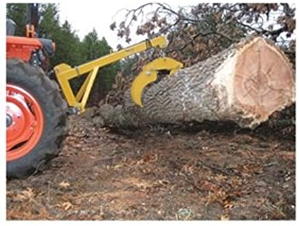 Amazon com : 3 Point Log Grapple : Agricultural Machinery