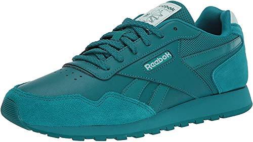 Reebok womens Reebok Classic Harman Run Sneaker, Teal Gem/Teal Gem/Teal Gem, 7.5 US