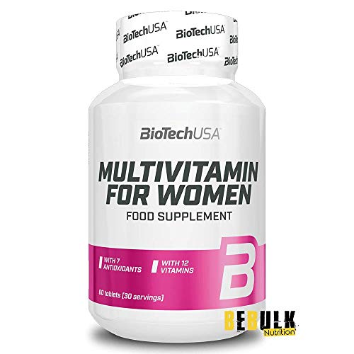 Multivitamin for Women BiotechUSA