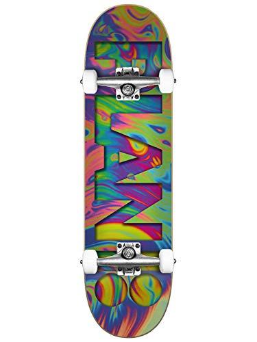Plan B Skateboard Complete Deck Team Psychedelic 7.75