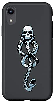 iPhone XR Harry Potter Voldemort Death Eater Tattoo Case