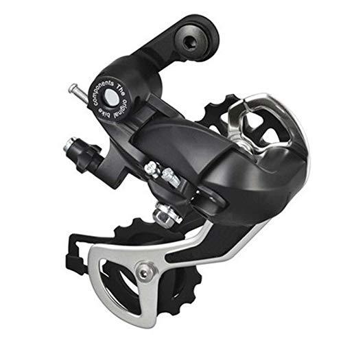 7/8 Velocidad TX35 Cambio Trasero BTT Bicicleta de montaña Bicicleta Plegable Desplazamiento...