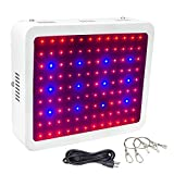WYZM 1000W LED Grow Light,1000W HPS Replacement,Full Spectrum for Indoor Growing Plants Greenhouse and Vegetables and Flowers(1000W)