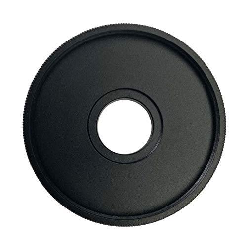 Wolffilms Phone Filter Mount 37mm kompatibel mit den Lens Cases von Wolffilms zur direkten Verwendung von ND- und CPL-Filtern