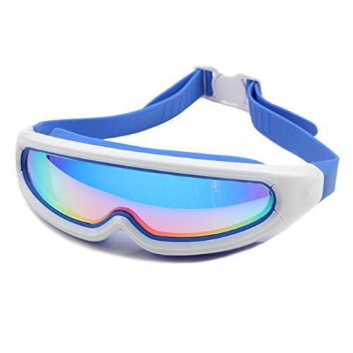 Gafas de natación Nuevas gafas de natación para adultos a prueba de agua y anti-niebla anti-ultravioleta hombres y mujeres deportes natación gafas espejo de agua espejo de silicona gafas de natación p