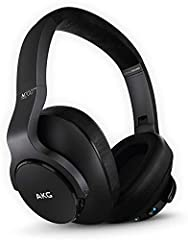 Engineered sound. Unparalleled comfort. Double Ear-Cup (Over the Ear) Noise Isolation, Replaceable Earpads, Rotating Ear Cups, Noise Cancellation, Foldable, Surround Sound, In-Line Control, Ambient Sound Mode, Rechargeable Battery, Built-In On/Off Sw...