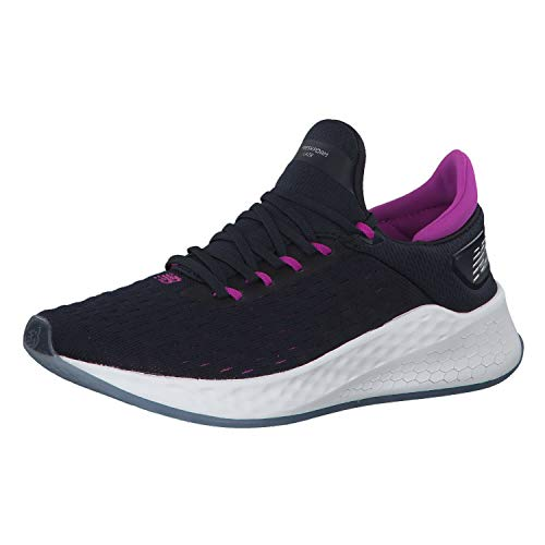New Balance Fresh Foam LAZR v2 Hypoknit, Zapatillas para Mujer, Azul (Eclipse/Voltage Violet Ln2), 40 EU