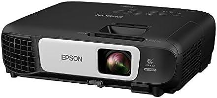 Epson Pro EX9210 1080p+ WUXGA 3,400 lumens color brightness (color light output) 3,400 lumens white brightness (white...
