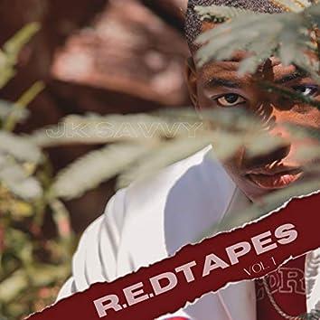 R.E.D.Tapes Vol. 1