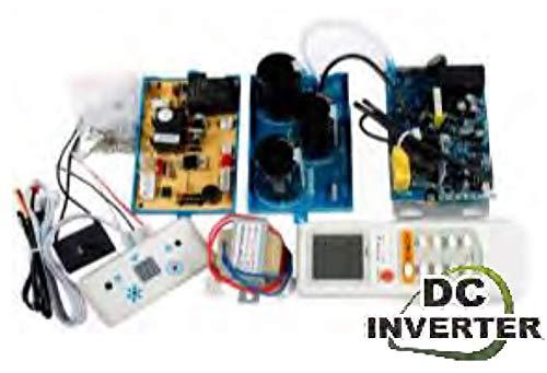 Genérico. GASMOBE Sistema de Control Universal de reemplazo para máquinas de Aire Acondicionado Inverter de hasta 3000 frigorías (12000BTU),