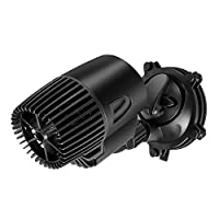 This aquarium wavemaker is fitted with Strong Sucker, UK 3 pin plug and 1.4m lead Quietly working while fully submersible in fish tank. Energy efficient. Eliminate dead spots and provide vital flow for corals and filtration through live rock. Provide...