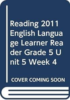Paperback Reading 2011 English Language Learner Reader Grade 5 Unit 5 Week 4 Book