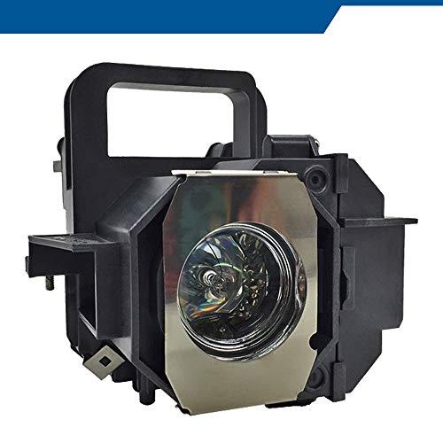 Loutoc Tw3200 Lámpara de proyector de repuesto para Epson Elplp49 EH-TW3500 EH-TW3200 (lámpara con carcasa)