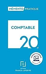 Mémento Comptable 2020 de Marie-Jeanne Morvan