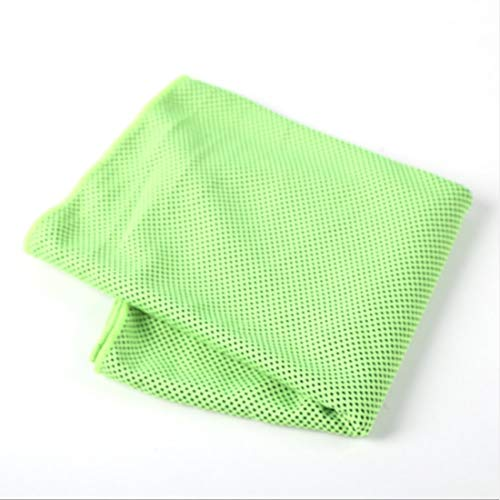 LNLW Absorbent Super-Plüsch Dekorative Handtücher, for Badezimmer Gäste Whirlpool Pool Gym Camp Reisen College Dorm Hotel Quality weich und saugfähig (Color : Green)