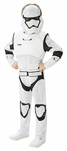 Rubie's - Disfraz Star Wars Stormtrooper para niños de 13 - 14 años (3620269)