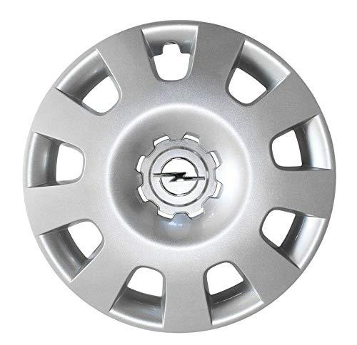 Opel Original Ersatzteile GM 1 x Radkappen Silber verchromt 15 Zoll Astra H Zafira B 13191473